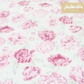 Beschichtete Baumwolle abwaschbar Floria creme III
