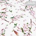 Wachstuch Kirschblüte I