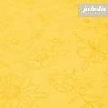 Wachstuch Palmas gelb H