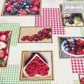 Wachstuch Summerfruits P