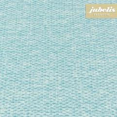 Beschichtete Baumwolle strukturiert Gabi blau III