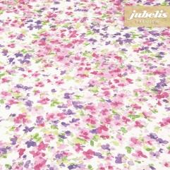 Beschichtete Baumwolle strukturiert Loretta pastell III 100 cm x 140 cm