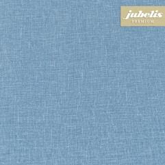 Beschichtete Baumwolle strukturiert Undine blau III