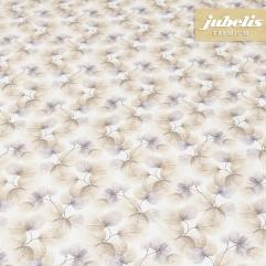 Beschichtete Baumwolle strukturiert Ida violett III