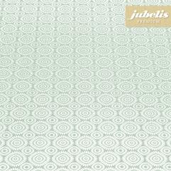 Beschichtete Baumwolle abwaschbar Angelica pastellgrün III