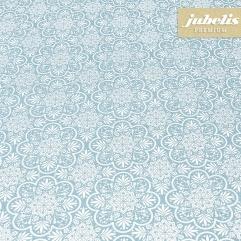 Beschichtete Baumwolle abwaschbar Serena pastellblau III