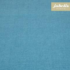 Beschichtete Baumwolle strukturiert Undine pastellblau III