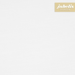 Beschichtete Baumwolle strukturiert Bianco weiß III 160 cm x 140 cm Bauerntisch