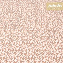 Beschichtete Baumwolle abwaschbar Isabell orange III 100 cm x 140 cm