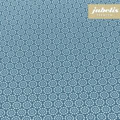 Beschichtete Baumwolle abwaschbar Pita dunkelblau III 100 cm x 140 cm