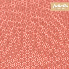 Beschichtete Baumwolle abwaschbar Pita rot III 110 cm x 140 cm Küchentisch