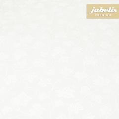 Beschichtete Baumwolle abwaschbar Elli weiß III