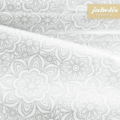 Lackfolie Candice silber Premium H