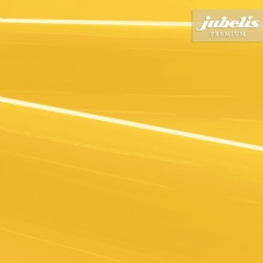 Lackfolie gelb Premium H 150 cm x 130 cm