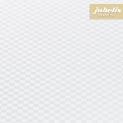 Premium Wachstuch extradick Dig weiß H 160 cm x 140 cm Bauerntisch