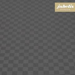 Textiler Luxus-Tischbelag Grado anthrazit III