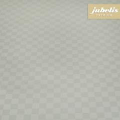 Textiler Luxus-Tischbelag Grado silbergrau III