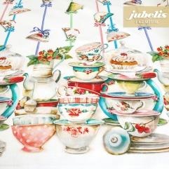 Textiler Luxus-Tischbelag Rebecca III