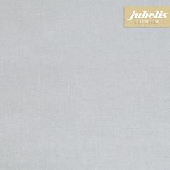 Textiler Luxus-Tischbelag Turin grau III 240 cm x 140 cm für Biertische (auf Wunsch geteilt = 2 Decken)