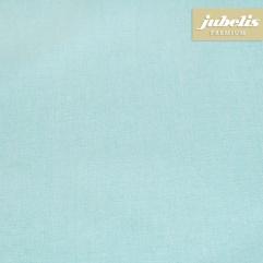 Textiler Luxus-Tischbelag Turin hellblau III