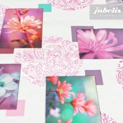 Wachstuch Lilien rosa P