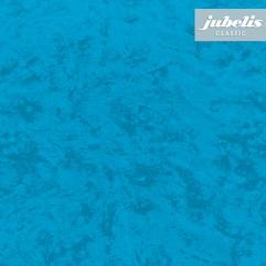 Wachstuch Marmor ozeanblau II
