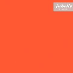 Wachstuch einfarbig Uni orange M