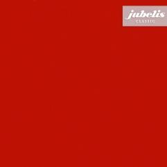 Wachstuch einfarbig Uni rot M