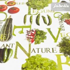 Wachstuch Gemüse P