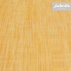 Wachstuch Leinen orange-gelb I 160 cm x 140 cm Bauerntisch
