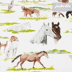 Wachstuch Pferde II