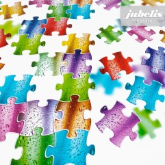 Wachstuch Puzzle I