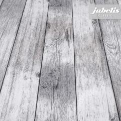 Wachstuch Holz grau P