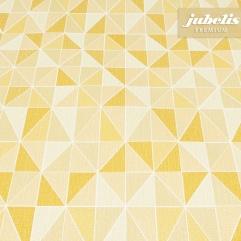 Premium Wachstuch extradick Torrent gelb H 200 cm x 140 cm