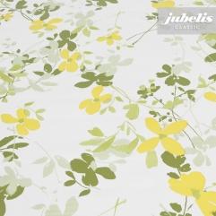 Wachstuch Verenice grün-gelb H
