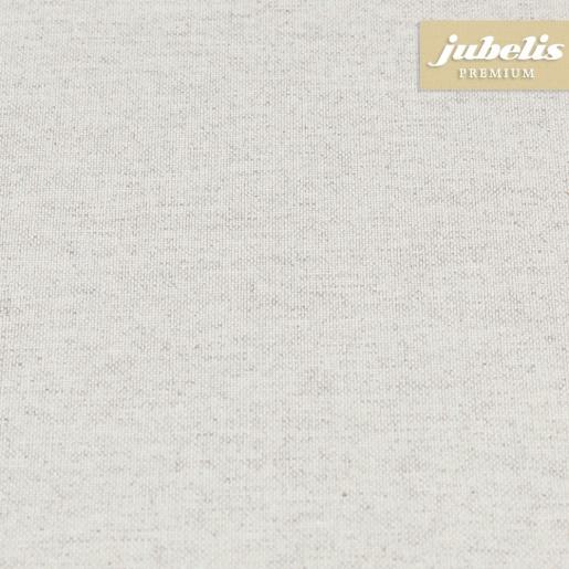Beschichtete Baumwolle strukturiert Mirha natur III 160 cm x 140 cm Bauerntisch