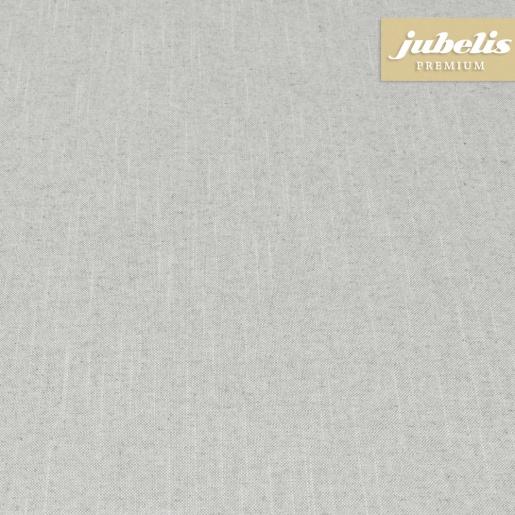 Beschichtete Baumwolle strukturiert Boheme grau III 2000 cm x 140 cm komplette Rolle-Sonderpreis