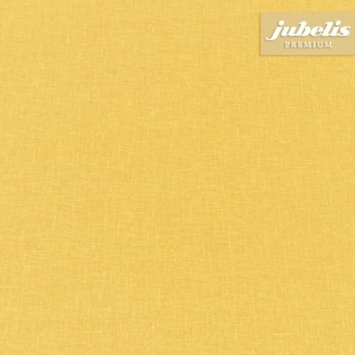 Beschichtete Baumwolle strukturiert Undine gelb III 180 cm x 140 cm
