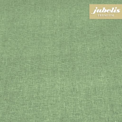 Beschichtete Baumwolle strukturiert Undine grün III