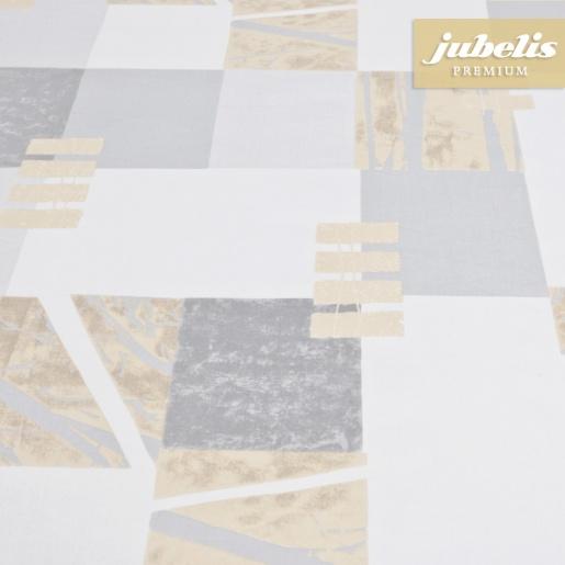 jubelis beschichtete baumwolle abwaschbar aka grau h. Black Bedroom Furniture Sets. Home Design Ideas