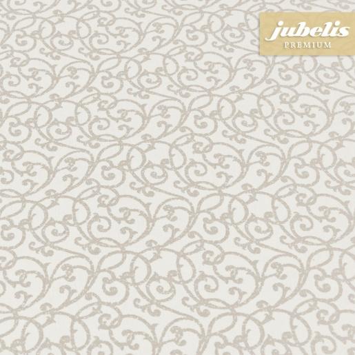 Beschichtete Baumwolle abwaschbar Isabell beige III 2000 cm x 140 cm komplette Rolle-Sonderpreis