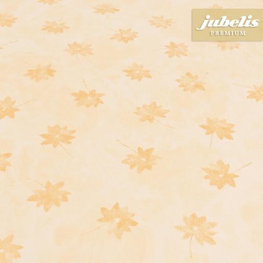 Beschichtete Baumwolle abwaschbar Maple apricot H