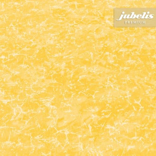 Beschichtete Baumwolle abwaschbar Mara gelb III 200 cm x 140 cm