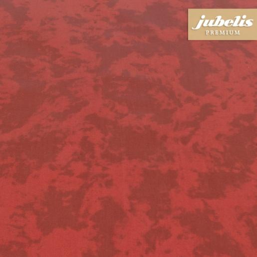 jubelis beschichtete baumwolle abwaschbar pit rot h. Black Bedroom Furniture Sets. Home Design Ideas