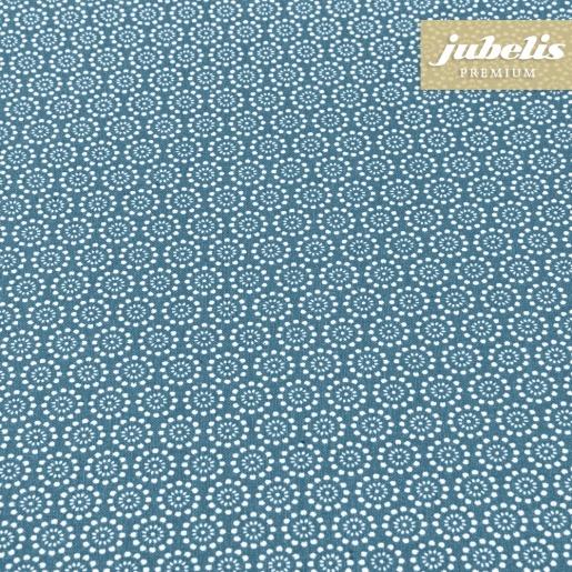 Beschichtete Baumwolle abwaschbar Pita dunkelblau III