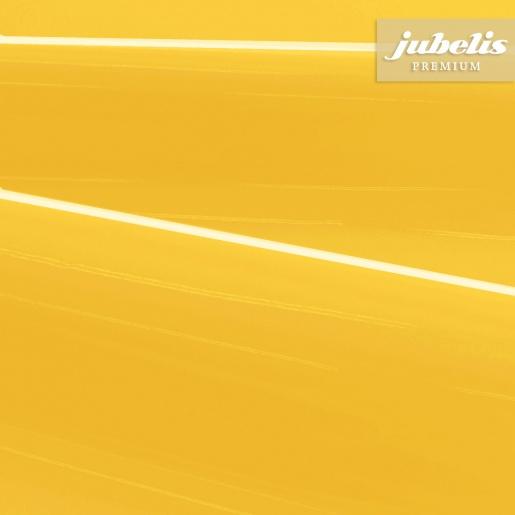 Lackfolie gelb Premium H 100 cm x 130 cm