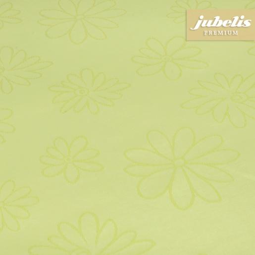 Textiler Luxus-Tischbelag Messina pastellgrün III