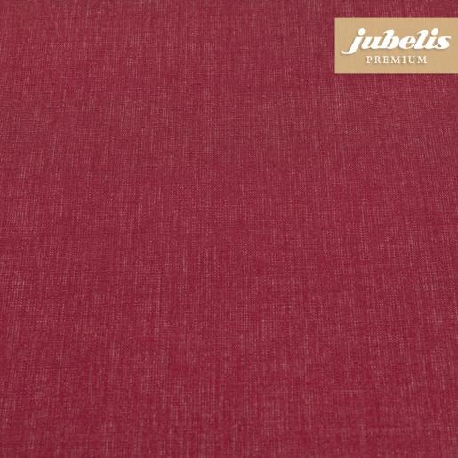 Textiler Luxus-Tischbelag Turin bordeaux III 240 cm x 140 cm für Biertische (auf Wunsch geteilt = 2 Decken)