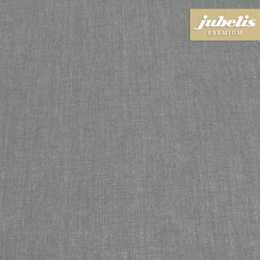 Textiler Luxus-Tischbelag Turin dunkelgrau III 200 cm x 140 cm