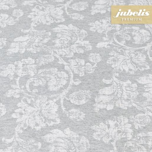 Beschichtete Baumwolle strukturiert Johanna grau III